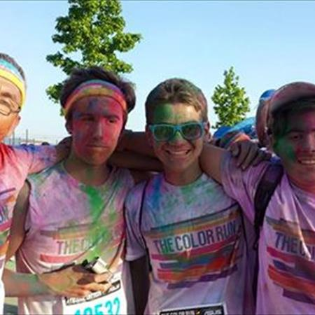 Color Run Torino