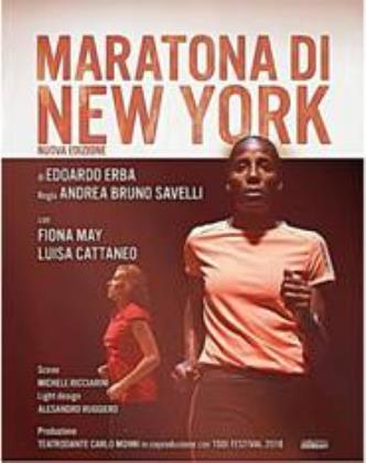 Maratona di New York -FIONA MAY LUISA CATTANEO