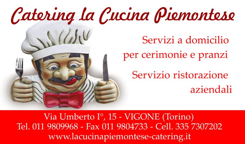 sponsor - Cucina Piemontese Vigone